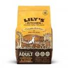 Lily's Kitchen Croquettes sans céréales Poulet et Canard Chien 2,5 kg- La Compagnie des Animaux