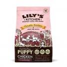 Lily's Kitchen Puppy Croquettes au Poulet et saumon d'Ecosse 1 kg- La Compagnie des Animaux