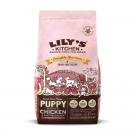 Lily's Kitchen Puppy Croquettes au Poulet et saumon d'Ecosse 7 kg- La Compagnie des Animaux