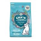 Lily's Kitchen Croquettes Sans céréales au Poisson Chat 2 kg- La Compagnie des Animaux