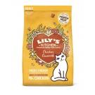 Lily's Kitchen Kitten Croquettes Sans céréales au Poulet 800 g- La Compagnie des Animaux