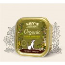 Lily's Kitchen Organic Bio à l'Agneau Chien 11 x 150 g
