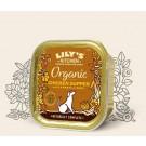Lily's Kitchen Organic Bio au Poulet Chien 11 x 150 g