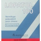 Lopatol 100 vermifuge