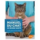 Livre - Manuel du chat en bonne santé