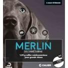 Merlin Collier pour grand chien 65 cm
