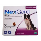 Nexgard L Chiens 10 à 25 kg 3 cps