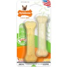 Nylabone Moderate Flexi Chew Twin Pack Os 2x XS - La Compagnie des Animaux