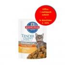 Offre Hill's: 1 Multipack Science Plan Feline Young Adult Sterilised Poulet 12 x 85 g acheté = le deuxième à -50%