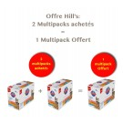 Offre Hill's: 2 Hill's Science Plan Feline Adult Light Pack Mixte sachets 12 x 85 grs achetés = 1 offert