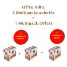 Offre Hill's: 2 Hill's Science Plan Feline Adult Optimal Care Pack Mixte sachets 12 x 85 grs achetés = 1 offert