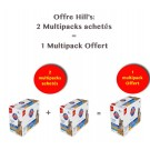 Offre Hill's: 2 Hill's Science Plan Feline Mature Adult 7+ Pack Mixte sachets 12 x 85 grs achetés = 1 offert