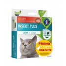 Offre Naturlys Collier insect plus chat + 1 pipette offerte- La Compagnie des Animaux