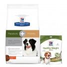 Offre: 1 sac Hill's Prescription Diet Canine Metabolic + Mobility 4 kg acheté = 1 sachet Hill's Treats Healthy Weight 220 g Offert