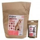 Offre Dogteur: 1 sac de Croquettes Premium sans céréales chat stérilisé 6 kg acheté = 1 sachet de friandises Dogteur offert