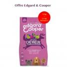 Edgard & Cooper Croquettes Agneau frais sans céréale Chien Adulte 7 kg - La Compagnie des Animaux