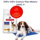 Offre Hill's: 1 sac Science Plan Canine Mature Adult 5+ Active Longevity Large Breed 18 kg acheté = 1 Matelas rafraîchissant 90 x 50 cm offert