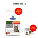 Hill's Prescription Diet Feline Metabolic + Urinary Stress 4 kg- La Compagnie des Animaux