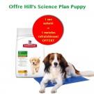 Offre Hill's: 1 sac Science Plan Puppy Large Healthy Development Poulet 16 kg acheté = 1 Matelas rafraîchissant 90 x 50 cm offert