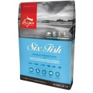 Orijen 6 Fish Chat 5,4 kg - Dogteur