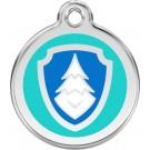 Offre découverte -15 %: Paw Patrol Médaillon d'identité Everest 20 mm
