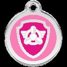 Paw Patrol Médaillon d'identité Skye - La Compagnie des Animaux