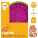 Plume & Compagnie Coupelle nourrisseur 1,5 et 3 kg