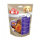 8in1 Fillets Pro Active pour chien 80 g MULTIPACK lot de 8