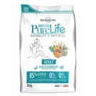 Pure Life Croquettes Chat Adult 2 kg- La Compagnie des Animaux