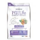 PureLife Croquettes Chat Sterilized 8+ 2 kg- La Compagnie des Animaux