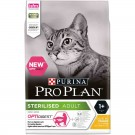 Purina Proplan Optidigest Adult Cat Sterilised Poulet 3 kg- La Compagnie des Animaux