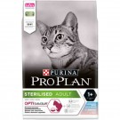 Purina Proplan Optisavour Adult Cat Sterilised Cabillaud et Truite 3 kg