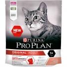 Purina Proplan Optisenses Original Adult Cat Saumon 400 grs- La Compagnie des Animaux