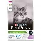 Purina Proplan Longevis Senior Cat Sterilised Dinde 1,5 kg- La Compagnie des Animaux
