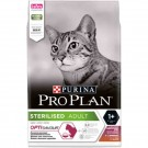 Purina Proplan Optisavour Adult Cat Sterilised Canard et Foie 3 kg