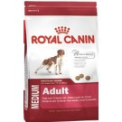Royal Canin Medium Adult 15 kg + 3 kg offerts