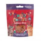 Rosewood Cupid & Comet friandises de Noël au saumon pour chat - La Compagnie des Animaux