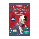 Rosewood Cupid Light Up Pull de Noël L - La Compagnie des Animaux