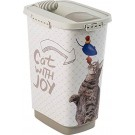 Rotho Mypet Pet Food Container JOY chat 25 L - La Compagnie des Animaux