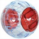 Zolux Boule d'excercie rouge 12,5 cm