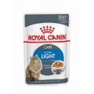 Royal Canin Féline Care Nutrition Ultralight gelée 12 x 85 g