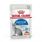 Royal Canin Féline Health Nutrition Indoor Sterilised sauce 12 x 85 g