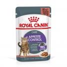 Royal Canin Féline Care Nutrition Appetite Control sauce 12 x 85 g