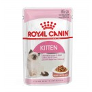 Royal Canin Kitten en sauce 12 x 85 grs