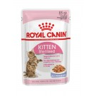 Royal Canin Kitten Sterilised sachet en gelée 12 x 85 g