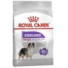 Royal Canin Medium Sterilised 10 kg- La Compagnie des Animaux