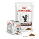Royal Canin Veterinary Cat Gastrointestinal Sachet 12 x 85 grs