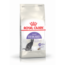 Royal Canin Féline Health Nutrition Sterilised 37 - La Compagnie des Animaux