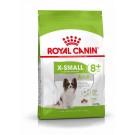 Royal Canin X-Small Adult + de 8 ans - La Compagnie des Animaux