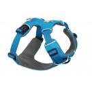 Ruffwear Harnais Front Range Bleu S- La Compagnie des Animaux